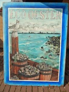 Plakat Eco-Oyster