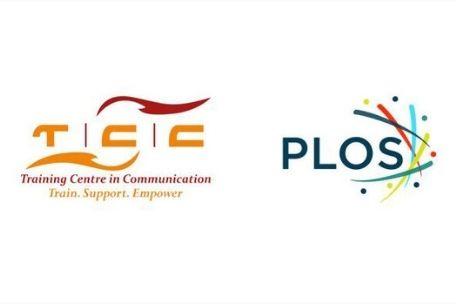 TCC Africa ndi Logo ya PLOS