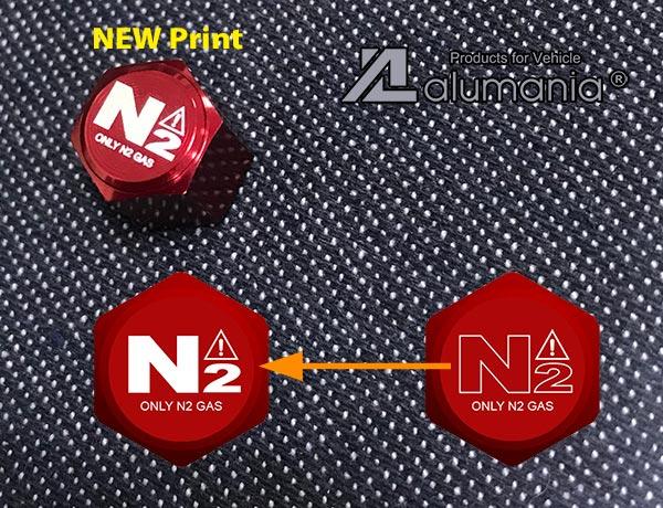 N2表記が中塗りデザインに変わります。