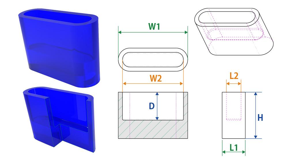 測定対象の例