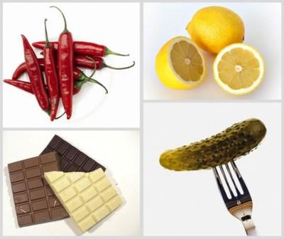 как вкус пищи влияет на организм
