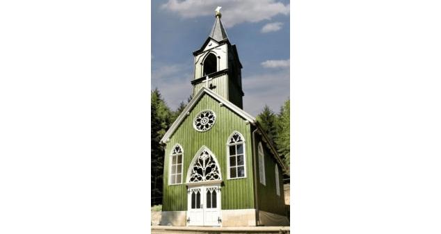 Suchý Důl – místo jednoho ze sporných mariánských zjevení