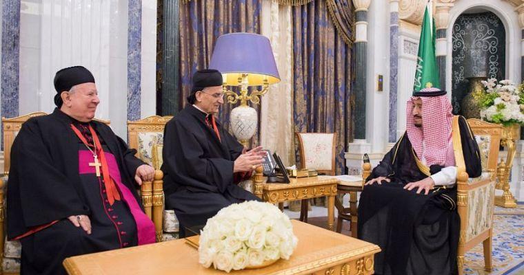 Maronitský patriarcha vSaúdské Arábii