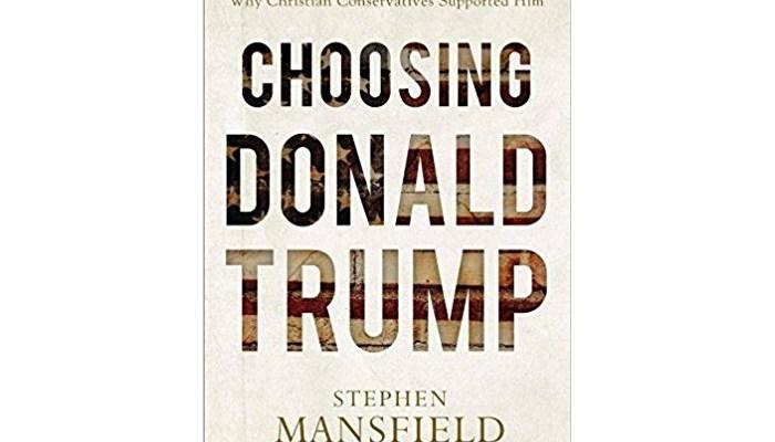 """""""Postoje jsou důležitější než fakta."""" Kvýročí inaugurace D. Trumpa oněm vyšla další kniha"""