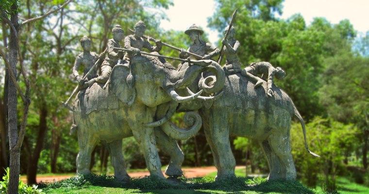 Buddhistický aktivista, který zpochybnil sloní bitvu v16.století, nepůjde do vězení