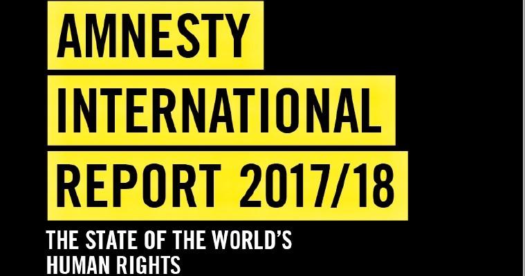 Svoboda náboženství vČíně vnové zprávě Amnesty International