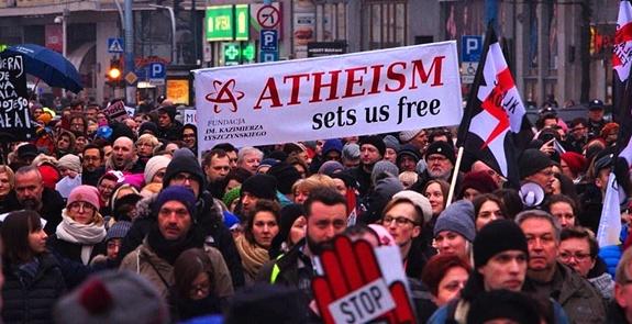 Dny ateismu vPolsku (zúčastněné pozorování)