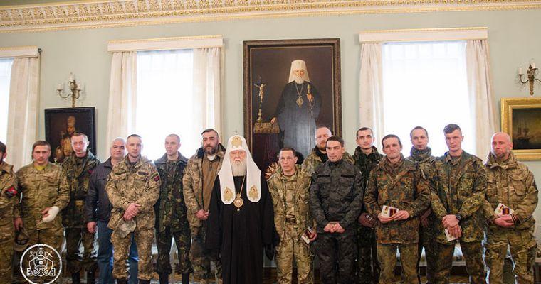 Víra na Ukrajině mezi Moskvou aKyjevem