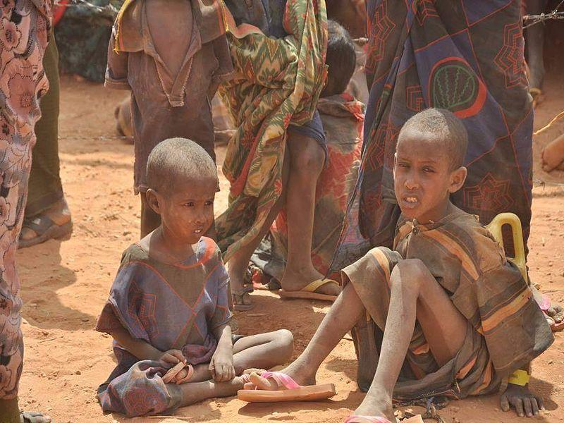 Druhý Svetový deň modlitieb za ukončenie hladu