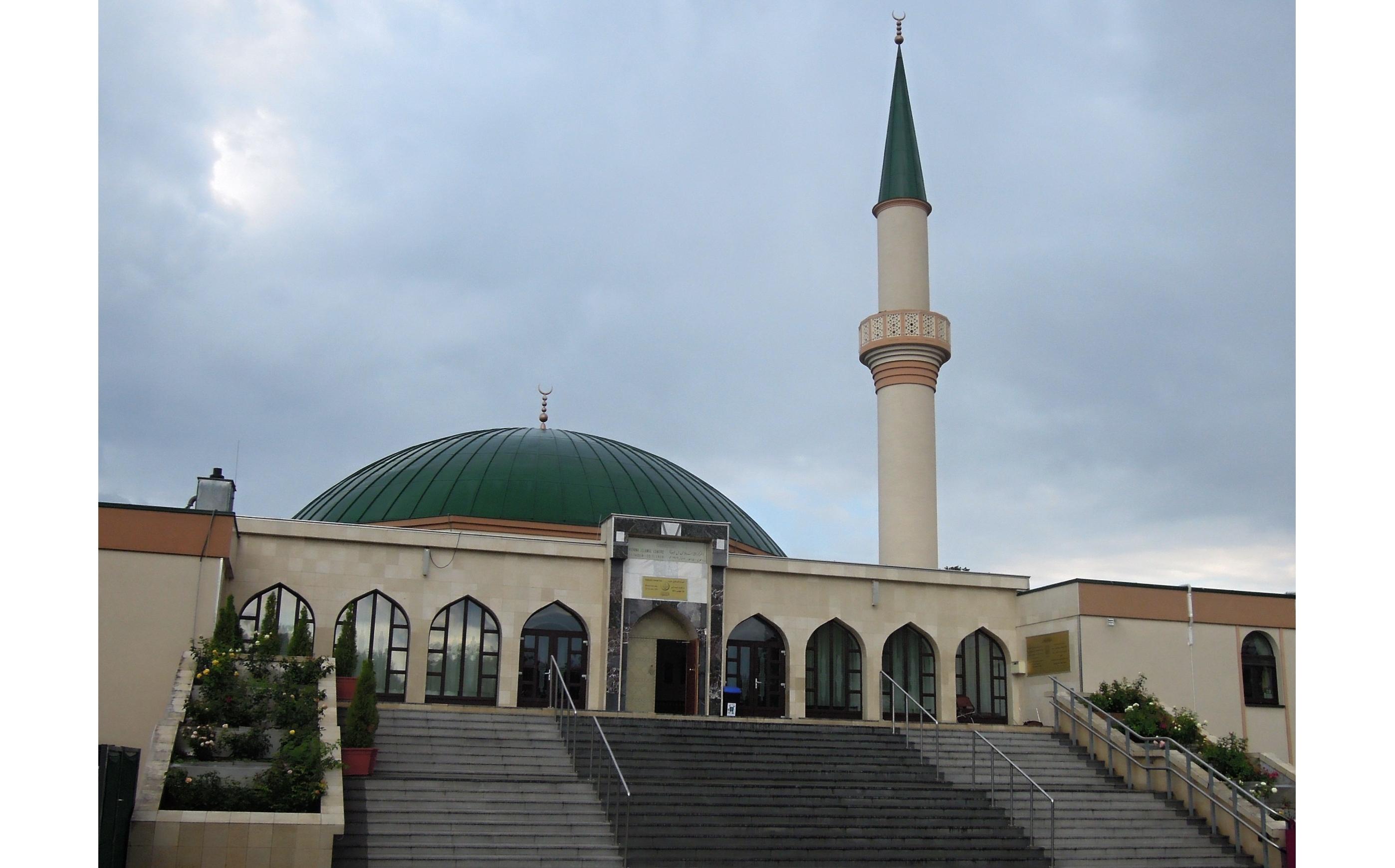 Muslimové ve Vídni