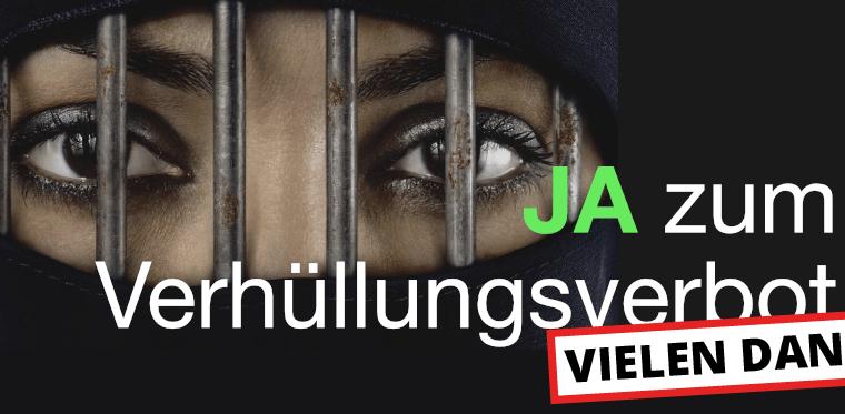 Již druhý švýcarský kanton zakázal na veřejnosti burky