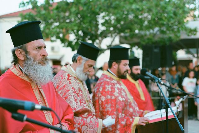 Oddělování církve astátu vŘecku