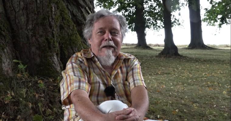 Mystik Karel Funk vdialogu sbouřkou