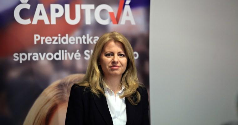 Skloní nová slovenská prezidentka hlavu pred cirkvou? – Náboženské aspekty slovenskej prezidentskej voľby