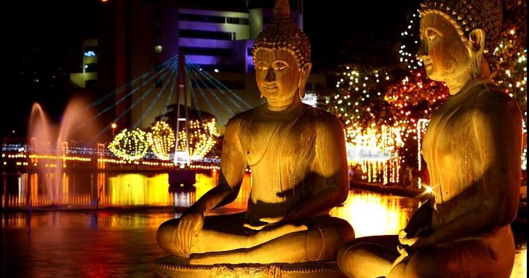 Vésak – Buddhův den