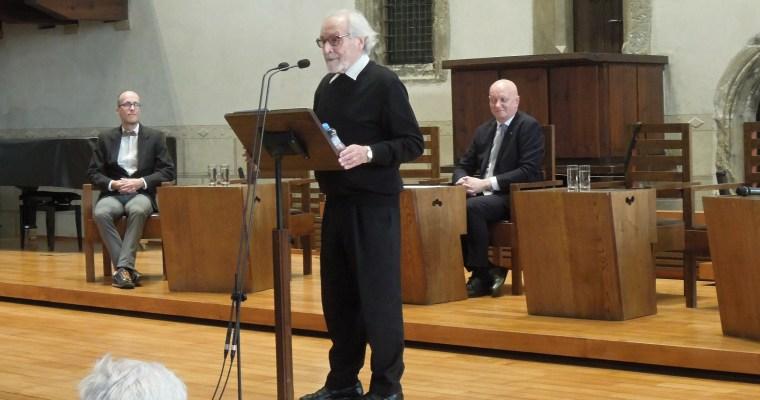 Teologie dějin diskutována vBetlémské kapli