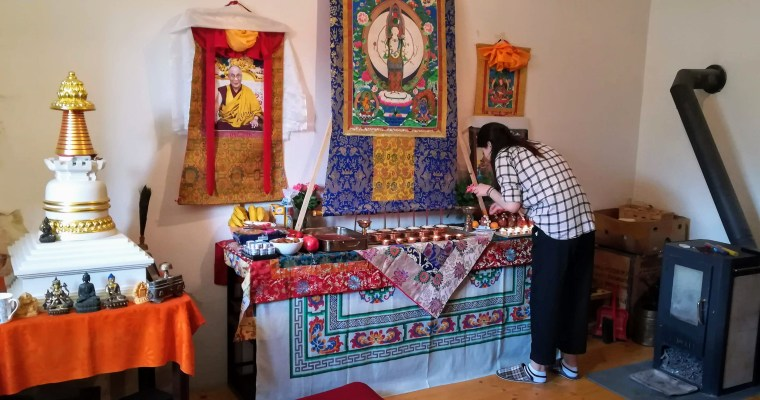 Saga Dawa: Tibeťané slavili Buddhovy narozeniny