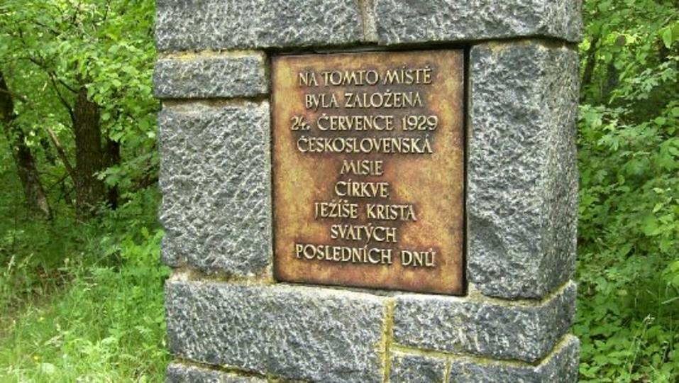 Před 90 lety byla založena misie církve mormonů vČeskoslovensku
