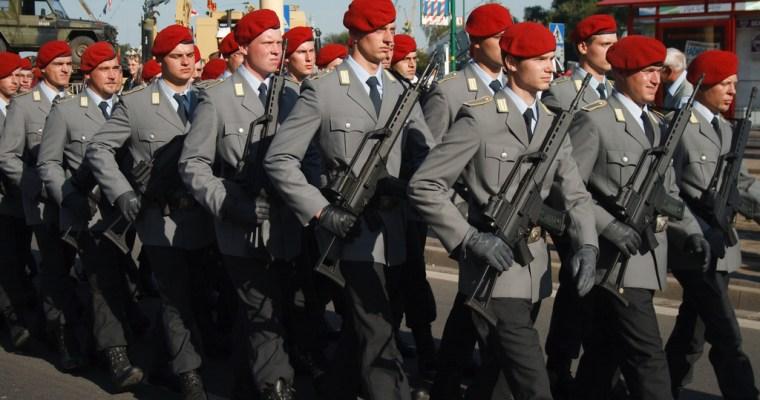 Rabíni opět vněmecké armádě