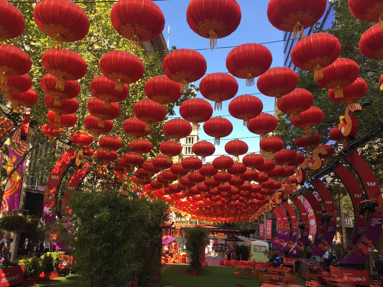 Čínský nový rok – červený svátek prosperity