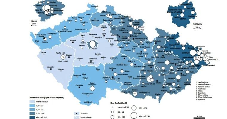 Další pozoruhodný atlas náboženství