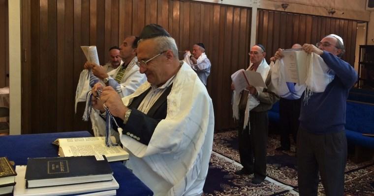 Karaité: neúplní židé?