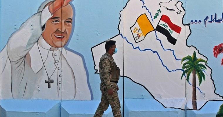 Křesťané amuslimové vIráku před návštěvou papeže