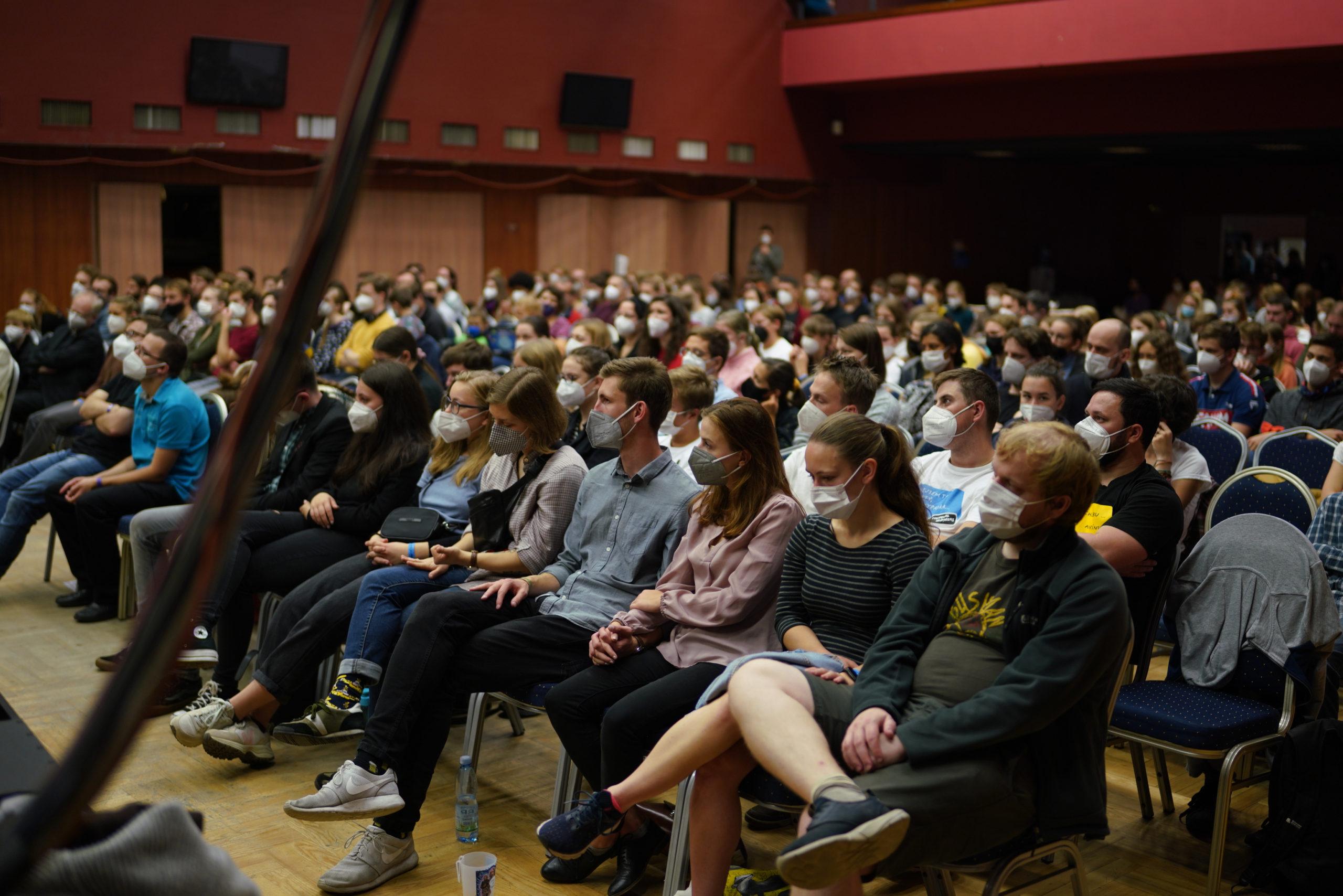 (Ne)přátel se nelekejme, na množství nehleďme: sjezd evangelické mládeže vTáboře