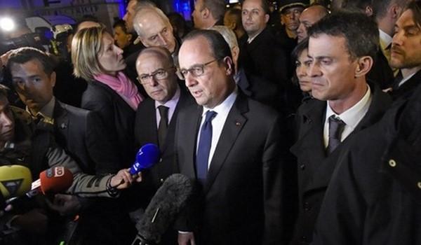 Attaques à Paris : au moins 128 morts, près de 200 blessés