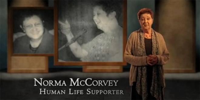 Icône du droit à l'avortement, elle se convertit à Jésus-Christ et se bat aujourd'hui pour la vie