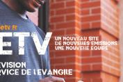 OeTV, la nouvelle chaîne chrétienne dès le 13 Novembre 2017 sur Freebox et Bbox