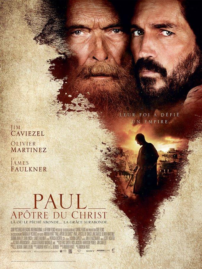 PAUL, APÔTRE DU CHRIST LE FILM - BIENTÔT AU CINÉMA