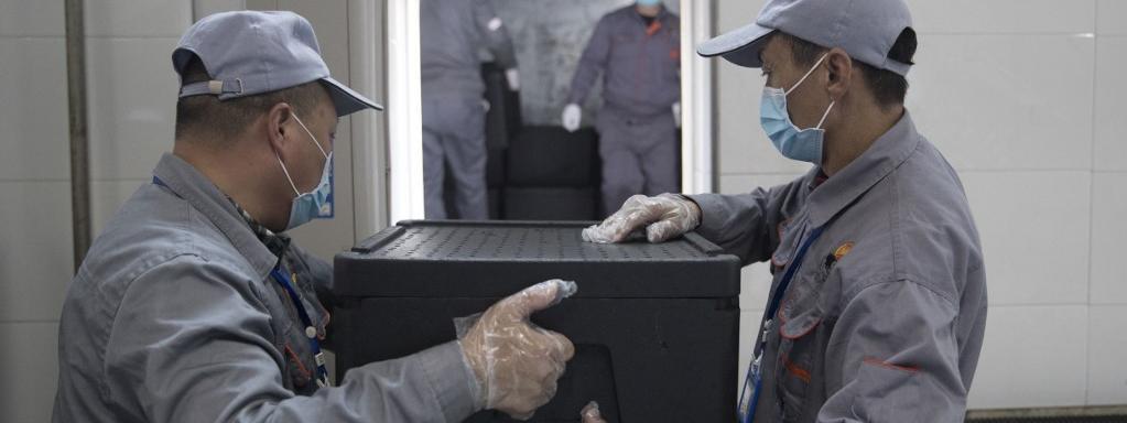 Coronavirus : nouvelle vague de pandémie à Harbin, une métropole chinoise proche de la Russie placée en quarantaine