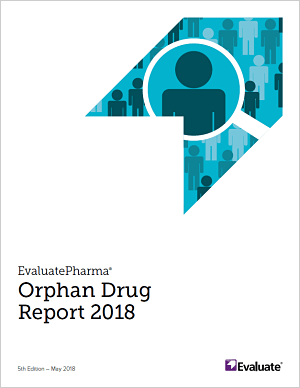 EvaluatePharma Orphan Drug 2018 Report