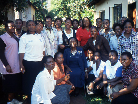 Care groups of ELCSA Devhula/Lebowa Circuit