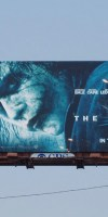 Dark Knight Heath Ledger Joker Movie Billboard