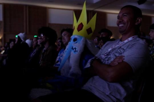 Adventure Time fans.