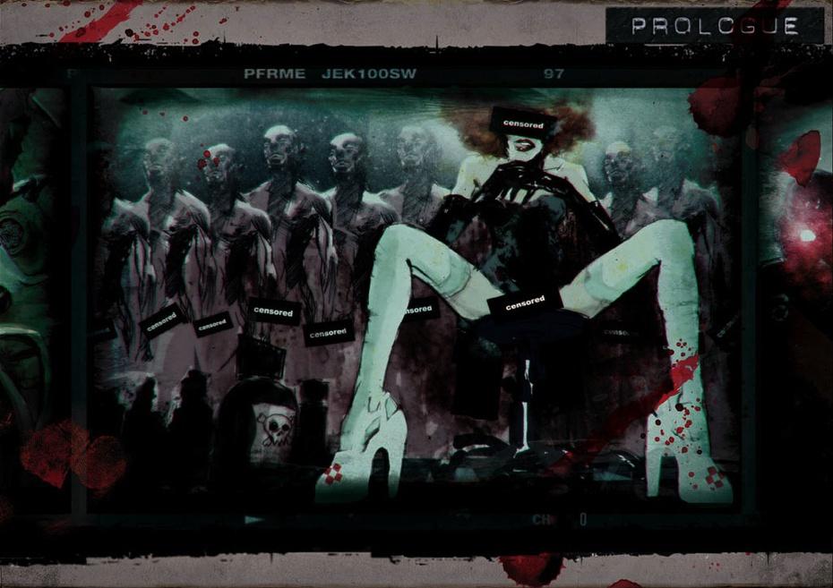 Scar Cinematic V1 : HD Graphic Novel