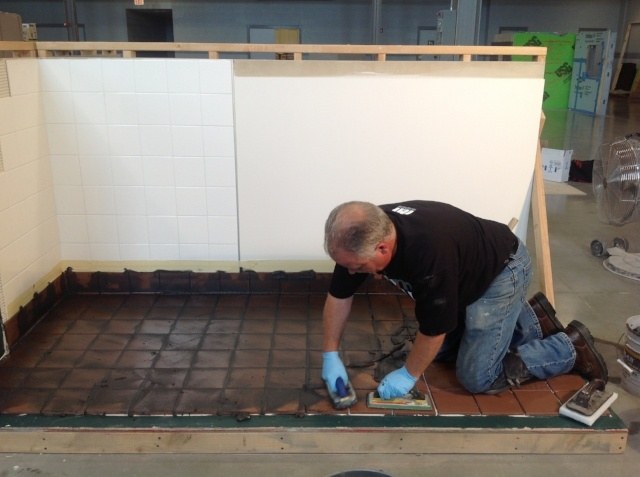 designing with tile a partnership for