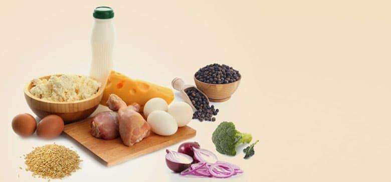 Cisteina-alimentos