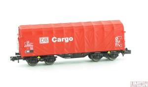 Planenhaubenwagen DB Cargo
