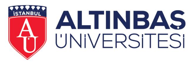 Altinbas University Logo