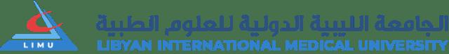 Libyan International Medical University logo
