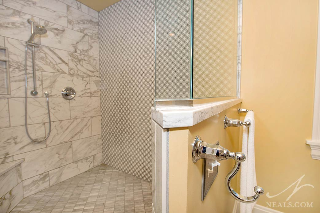 trends in bathroom tile design