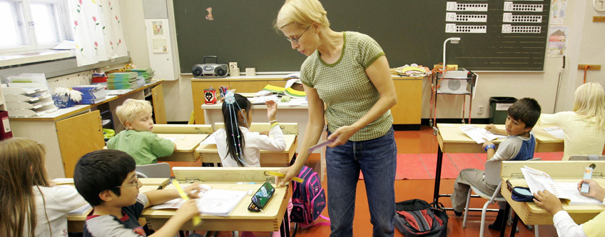 Performance scolaire enviable en Finlande