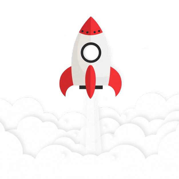 platte-raket-achtergrond_23-2147939080
