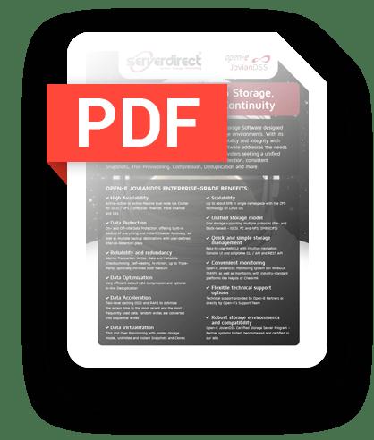 open-e-pdf-icon-datasheet
