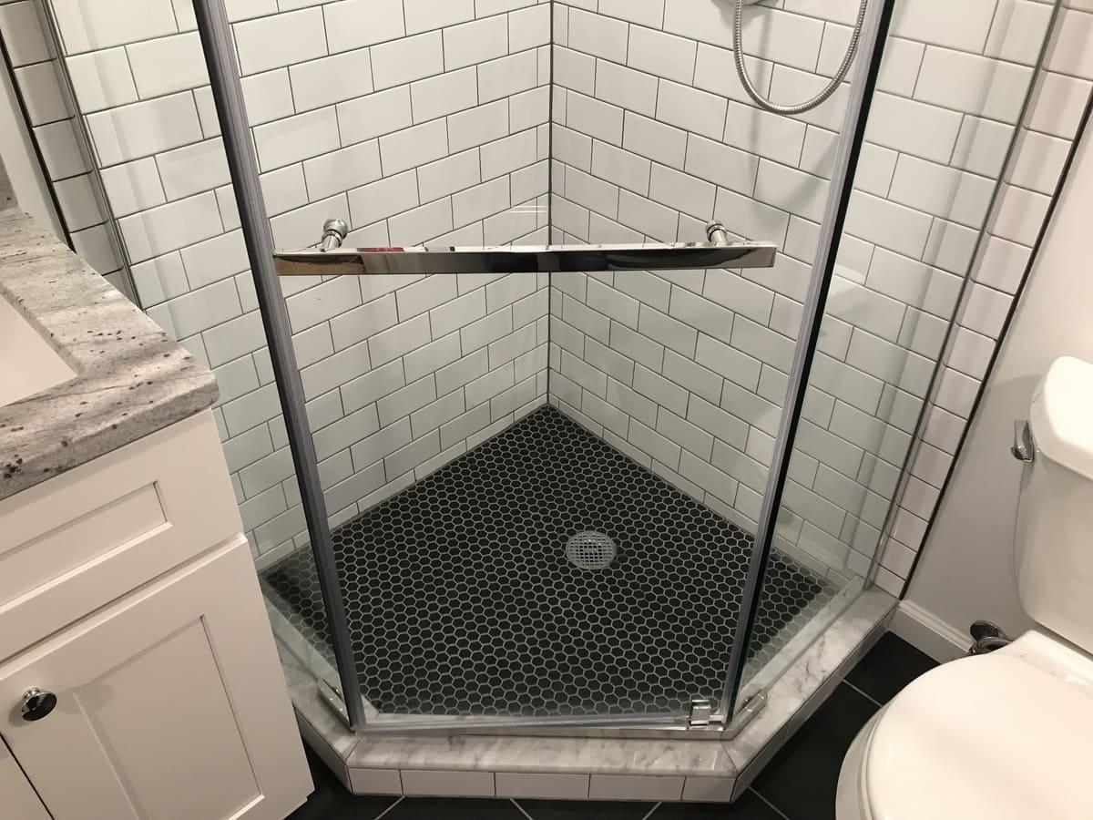 bathroom remodel cost in northern virginia