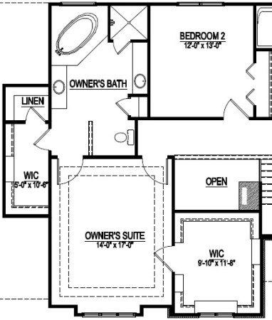 Master Suite Layout 5 Penelope