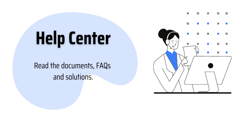 Checkout our Help Center to find answers and solutions about our online exam software